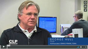 George Hull for CLP Systems